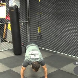 Short No-Equipment Interval Conditioning Fat Loss Workout