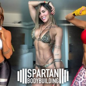 Sonia Isaza workout | Spartan Bodybuilding