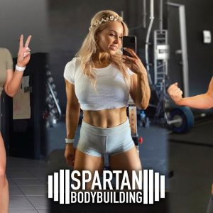 Stephanie Sanzo deadlifts | Spartan Bodybuilding