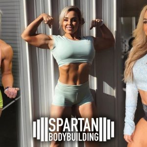 Stephanie Sanzo motivation | Spartan Bodybuilding