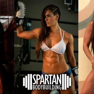 Tatiana Girardi motivation [NEW] | SPARTAN BODYBUILDING