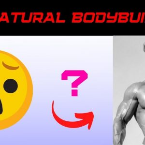 The fake best natty bodybuilders? Google article review