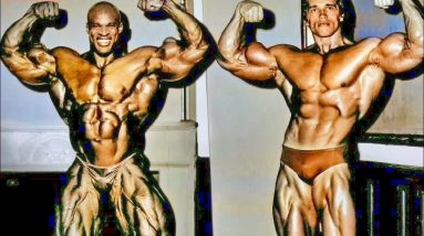 KING VS FATHER OF BODYBUILDING - RONNIE COLEMAN VS ARNOLD SWARCHENEGGER -  Motivation