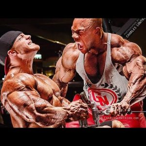TIME FOR THE FIGHT - Bodybuilding Motivation