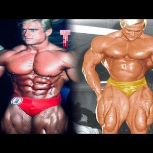 TOM PLATZ professional leg workout 2020