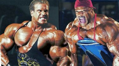 THE GREATEST HISTORICAL RIVALRY - Ronnie Coleman & Jay Cutler - Bodybuilding Motivation 2019