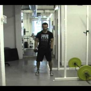 Total Body Muscle Building and Fat Burning with TT Meatheads Workout C