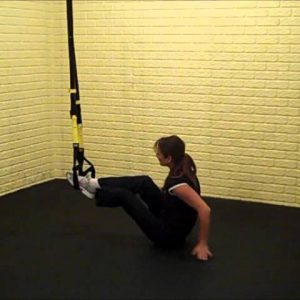Tough Oblique Exercise using TRX