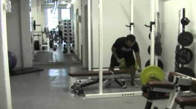 Upper Body Muscle Building with TT Meatheads 4x4 Workout B