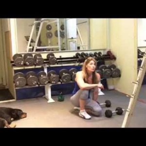 Use Light Dumb Bells to Train Your Whole Body!