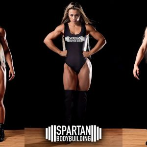Vivi Winkler training 2 | Spartan Bodybuilding