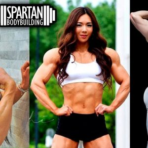 Yeon Woo Jhi training | Spartan Bodybuilding