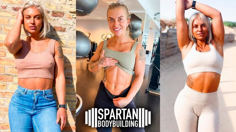 Caroline Aspenskog workout | Spartan Bodybuilding