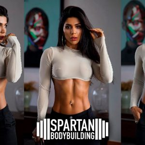 Deniz Saypinar workout | Spartan Bodybuilding