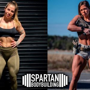 Kalei Wilson crossfit training | Spartan Bodybuilding