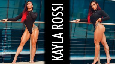 Kayla Rossi workout | Spartan Bodybuilding