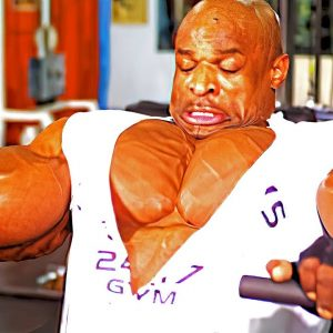 TRAIN LIKE A MONSTER - RONNIE COLEMAN - ULTIMATE BODYBUILDING MOTIVATION